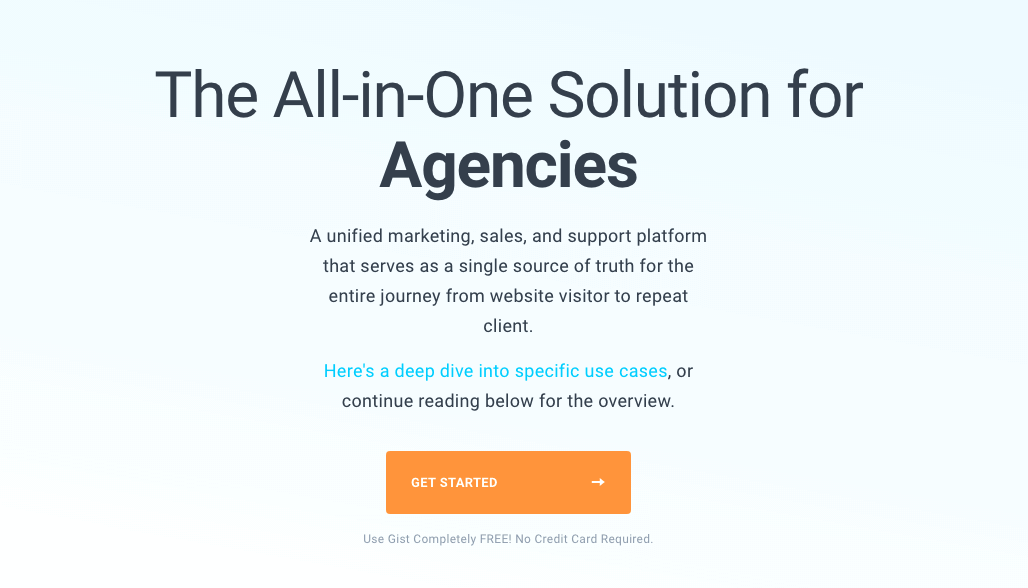 All-in-one Solution for Agencies